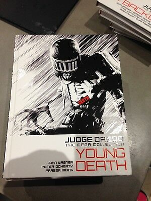 Judge Dredd The Mega Collection, Young Death, Number 07, Immaculate Condition