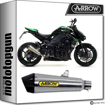 Arrow Silencer X-Kone Carby Race Kawasaki Z 1000 2017 17