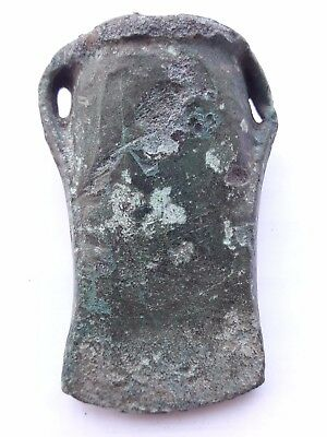 Ancient Bronze  Celtic Axe