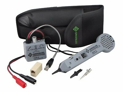 Greenlee 701K-G Professional Tone and Probe Tester Kit - NEW -