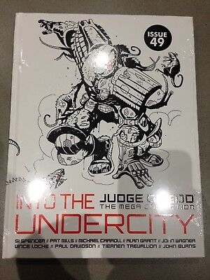 Judge Dredd The Mega Collection, Into The Undercity No. 79 Brand New And Sealed