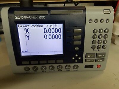 Quadra-Chek 200 Model No. QC220-JL-MOD Metronics, Inc.