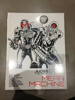 Judge Dredd The Mega Collection, Mean Machine, Number 26 Brand New And Sealed