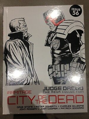 Judge Dredd The Mega Collection, Armitage City Of The Dead, No. 63, Sealed