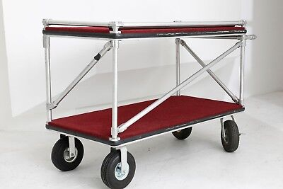 "Filmtools 30 x 60"" Custom Camera Cart - backstage - video"