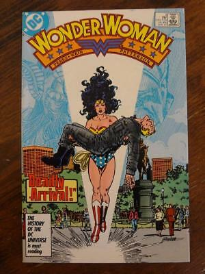 WONDER WOMAN #3 NM+ (1987) DC Comics HIGH GRADE George Perez-c/a