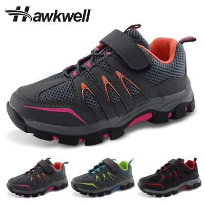 Hawkwell High quality Boys and Grils outdoor sneakers Kids mountain shoes