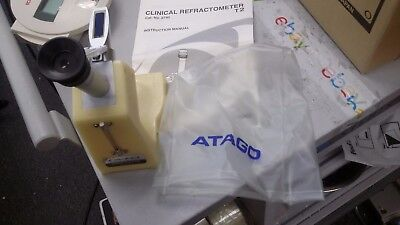 ATAGO Clinical Refractometer T2 Cat# 2740 as pictured