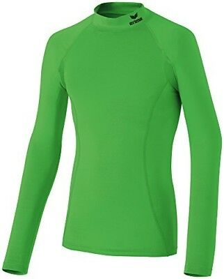 (XX-Large, Verde (Green)) - ERIMA, Sports Jersey Long Sleeves Support