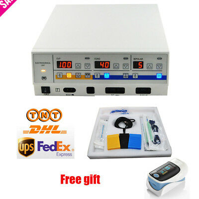 Electrosurgical Unit Diathermy Machine Surgery Cut Electrotome Cautery Leep Gift