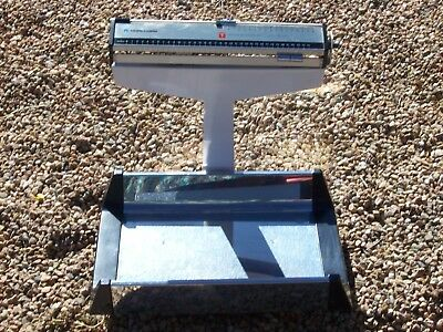 """Health-O-Meter Vet Pediatric Infant Weight Scale Model 322 Tray 7.5x 32.5 x 50"""""""