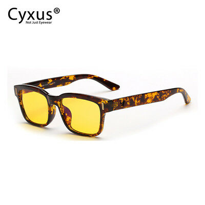 78a64d4c29 Cyxus Women s Blue Light Blocking Glasses for Computer Use Anti Eyestrain  UV400