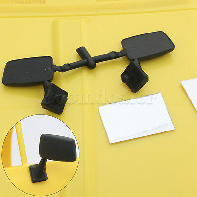 Rubber Flexible Mirrors for Tamiya Trailfinder Hilux RC4WD TF2 Mojave Axial 1/10