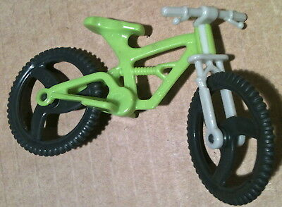 KINDER Joy - Surprise Eggs Toy - FS593 Green Mountain Bike Small Miniature