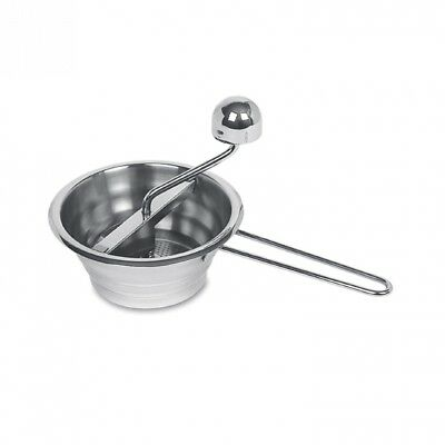Small Stainless Steel Baby Mouli From CKS. Shipping Included