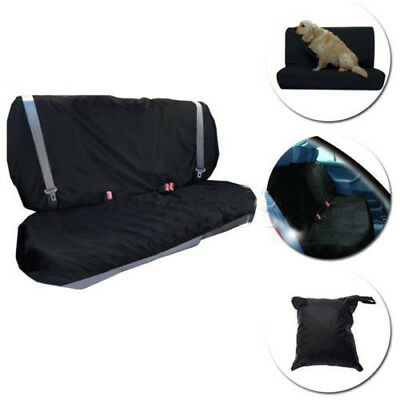 Universal Waterproof Car Rear Back Seat Cover Pet Heavy Duty Protector Fit IN UK