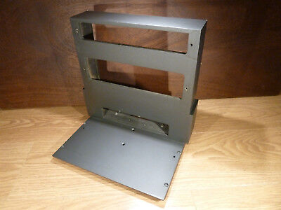 RARE MADE IN THE UK GREY QUAD RACK FOR 34 FM 4 & 306 405 amplifier