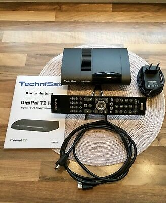 Technisat Digipal T2 Hd Dvb-T2 Receiver
