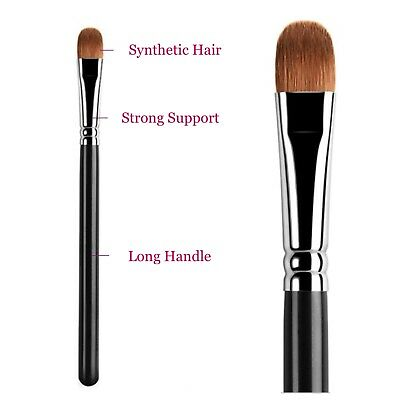 Large Eyeshadow Makeup Brush Eyeshader Eyeshading Brushes