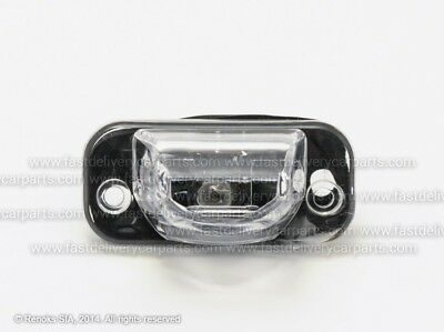 Pair Of Vw Golf Mk2, Vw Jetta Mk2 License Number Plate Light With Gasket New