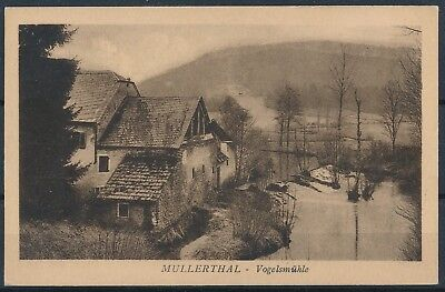 [AI2397] Luxembourg - Mullerthal - Vogelsmühle TB carte postale