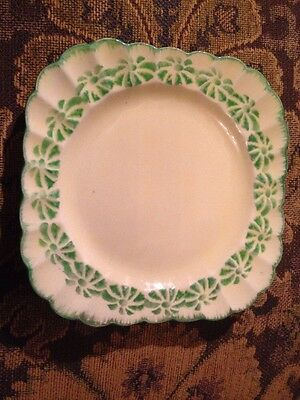 Three Dainty Little Vintage Bread And Butter Plates