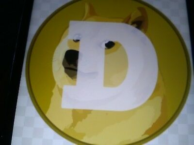 2500 DogeCoin direct to your wallet