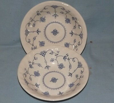 Myott Finlandia Staffordshire ware England 6 1/2 inch soup/cereal bowls