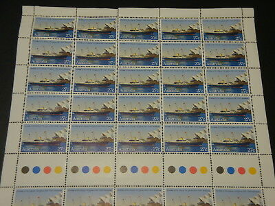 Australia_Beautiful Very Large Mid Modern Mint Collection With Better_High Cv...
