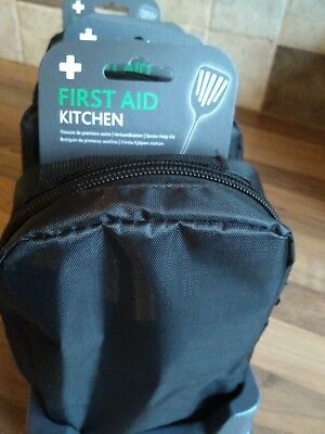 Job lot kitchen first aid kits x 48 in borsa bag Reliance medical all purpose