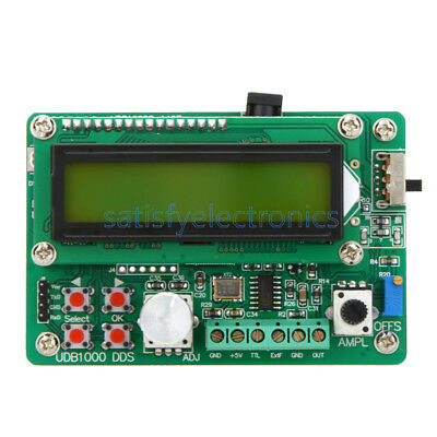 5MHz DDS Function Signal Generator Module Sine/Triangle/Square Wave TTL Output S