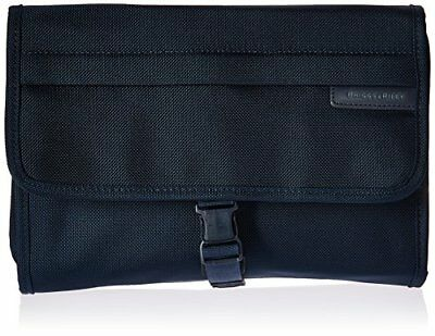 Briggs & Riley Baseline Deluxe Toiletry Kit Navy Luggage Travel