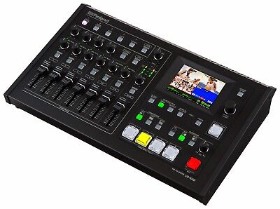 Roland VR-4HD - A/V Mixer & Recorder - New - Sold by Roland Authorized Dealer