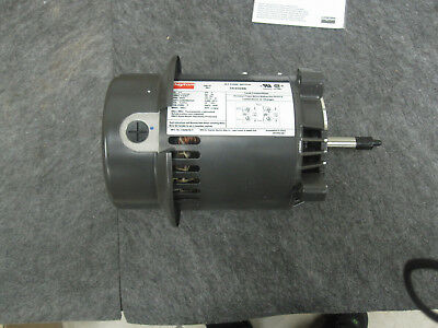 NEW DAYTON 5K956BB JET PUMP MOTOR 1/3HP 1PH 60Hz 115/230V
