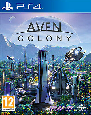 Aven Colony - PS4 ITA - NUOVO SIGILLATO  [PS40576]