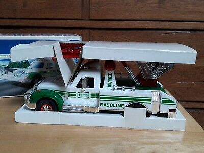 1994 Hess Rescue Truck New In Box