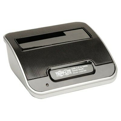 Tripp Lite U339-000 Tripp Lite USB 3.0 SuperSpeed to SATA External Hard Drive Do