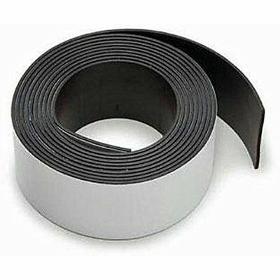 Home & Kitchen Features Sticky Back Magnet Roll Super Strength 60 Inches
