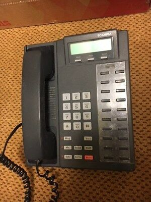 TOSHIBAPHONE SYSTEM WITH6 IP phones, Caller ID, Caller ID w/ Directory