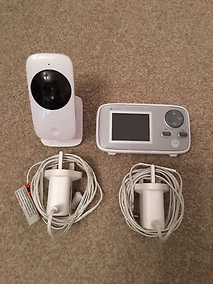 Motorola MBP482 -  2.4 Inch Baby Video Monitor