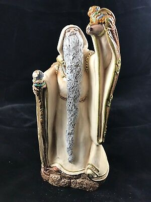 Vintage Pena Windstone Editions 1986 Wizard Retired