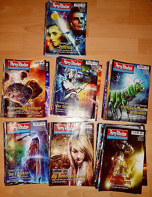 Perry Rhodan 1 Auflage (Science Fiction Romane) Heft Nummern 2800 -  2874