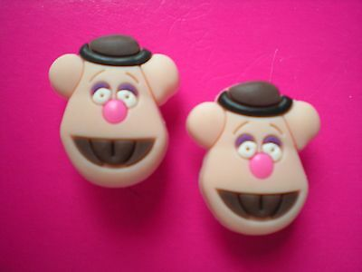 Jibbitz Clog Charm Plugs Fit Kid Wristbands Holey Sandals Accessories 2 Muppets