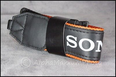Sony Logo Wide Camera Strap #2 - New