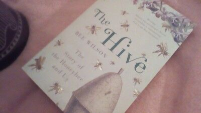 The Hive: The Story of the Honeybee and Us by Bee Wilson (Hardback, 2004)