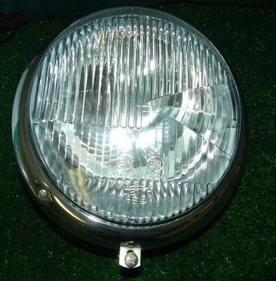 356 New European Headlights 64463110107L3C 356 1956-65 SOLD AS A PAIR ONLY