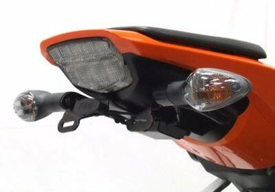 Support de plaque R&G CBR1000RR / ABS (2010-2011)