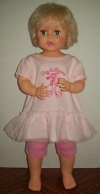1964  Vintage Horseman Doll  Thirsty Walker 27  inces TB26 Tiny Ballerina Outfit