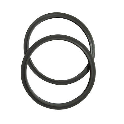 2pcs Grey Rubber Gasket Seal Ring Replacement for 900W Nutri Bullet Nutribullet