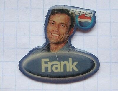 PEPSI / RTL / BIG BROTHER / FRANK  ............. Getränke  Pin (123d)